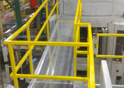 Custom Rail Work, steel fabrication-min